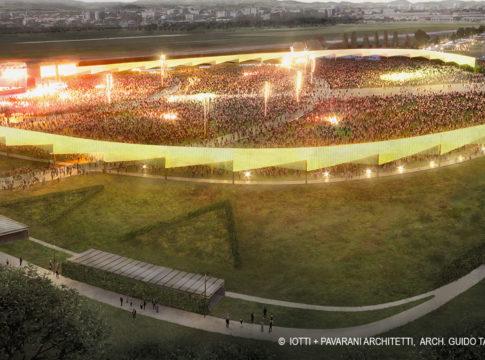 RCF Arena, a Campovolo il più grande spazio per concerti d'Europa