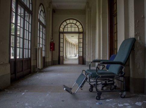 Il motivo della chiusura degli ospedali in passato