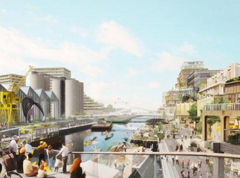 Come saranno le città del futuro nel 2030?