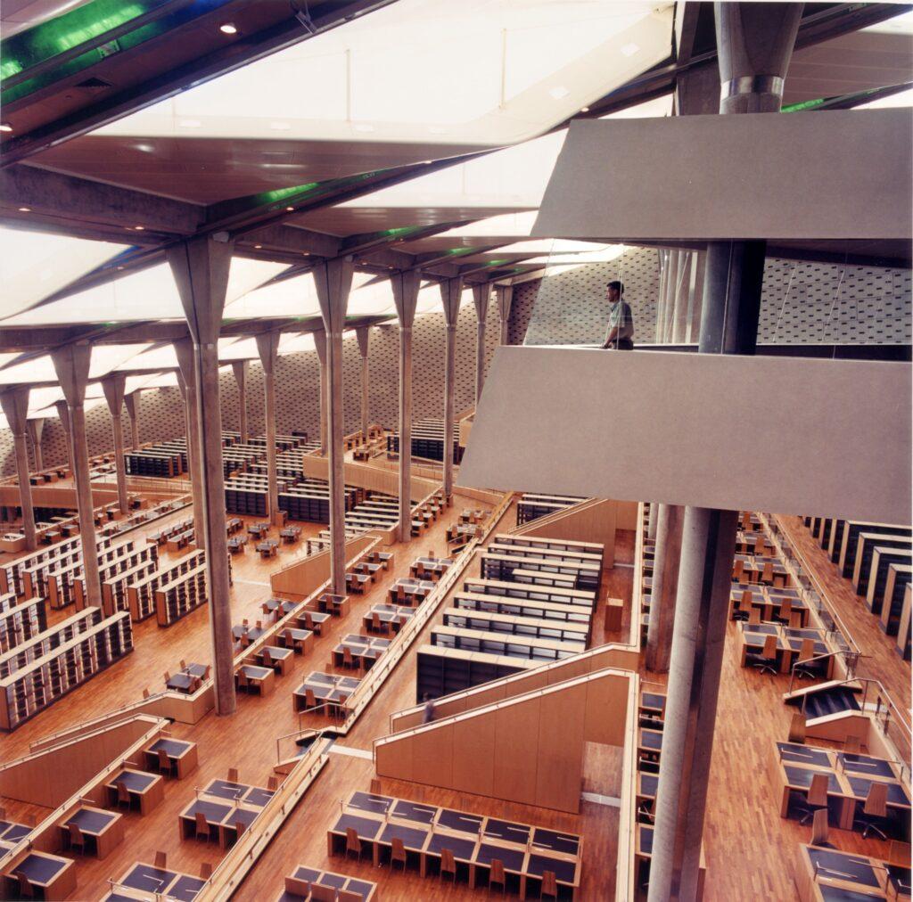 Bibliotheca Alexandrina d'Egitto, la più grande biblioteca dell'antichità al mondo