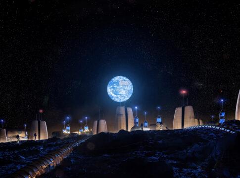 The Moon Village, il progetto per costruire sulla luna