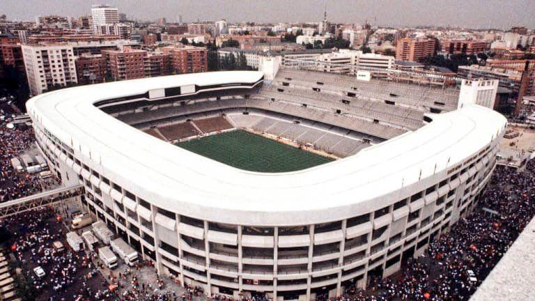 stadio nuovo Bernabeu