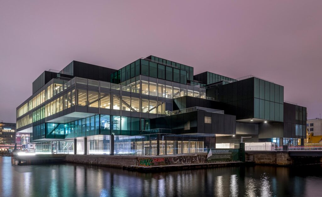Copenhagen capitale architettura