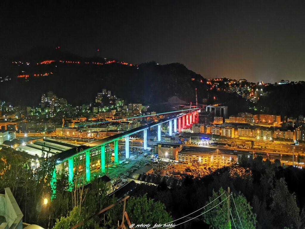 Genova ha un nuovo ponte, il Sud aspetta ancora