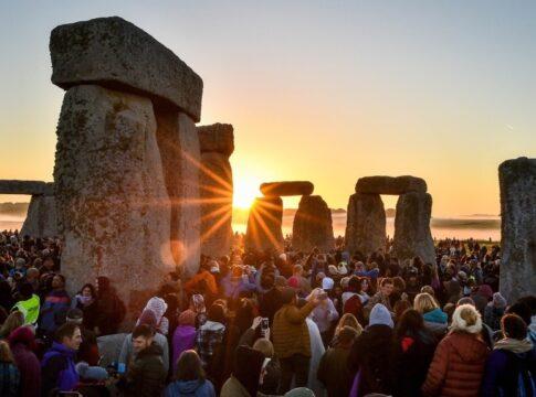 Scoperto un nuovo sito neolitico a Stonehenge. Ph. headtopics.com