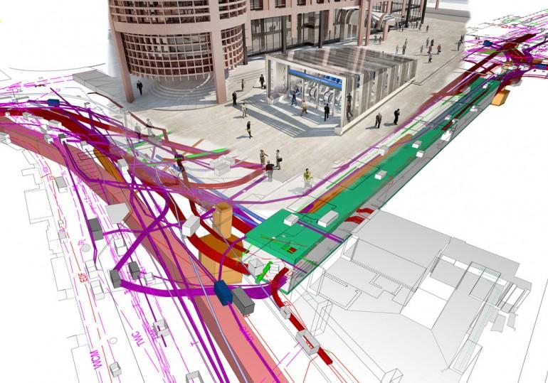 InfraBim, la digitalizzazione delle infrastrutture