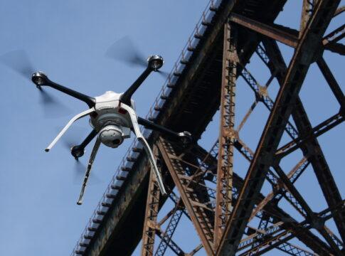 Drones4Safety, il programma europeo per monitorare i ponti con Droni