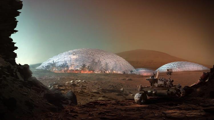 Una casa su Marte, verso la conquista del pianeta rosso