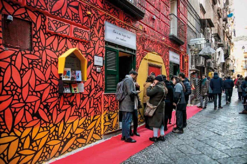 Napoli città della cultura 2023, la proposta dei giovani per la ripartenza