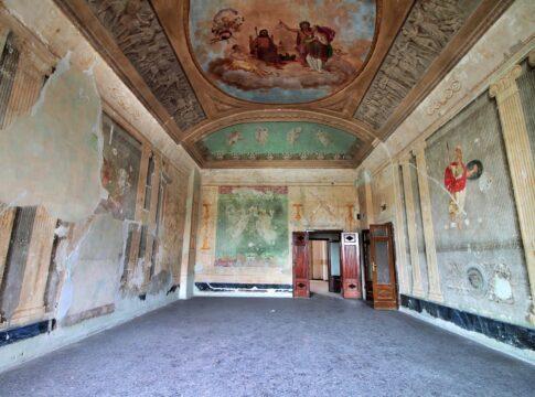 Analisi sismica di edifici storici, caso studio
