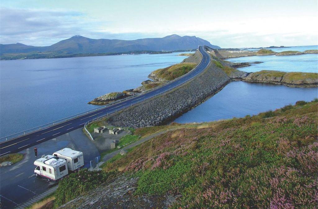 In Norvegia il ponte in legno più lungo al mondo