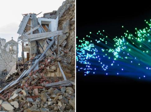La fibra ottica come strumento per la previsione dei terremoti