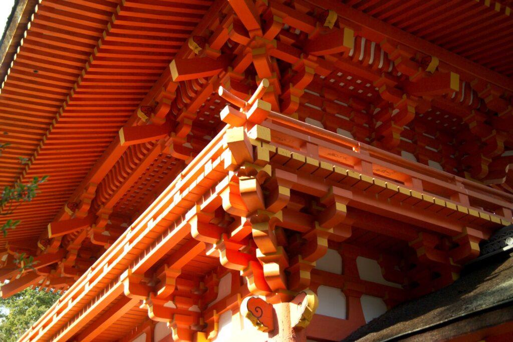 Gli incastri lignei tradizionali giapponesi e il sistema Mengoshi