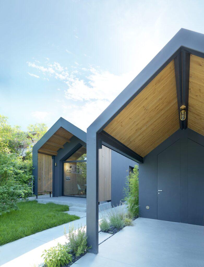 Passive House, una casa a consumo zero