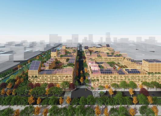 In Cina nasce la città del futuro a prova di Covid
