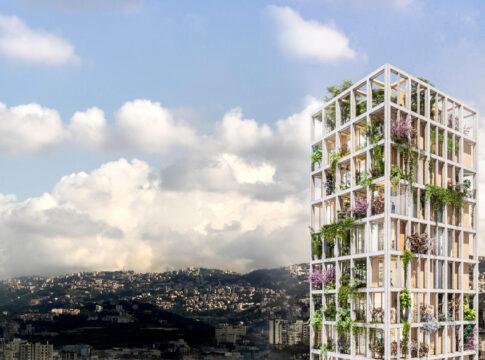 Eco-villaggio verde Beirut
