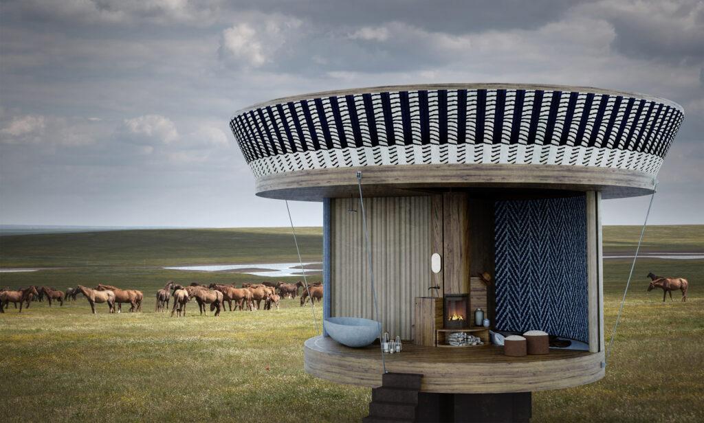 Casa Ojala, la casa modulare dalle 1.000 configurazioni