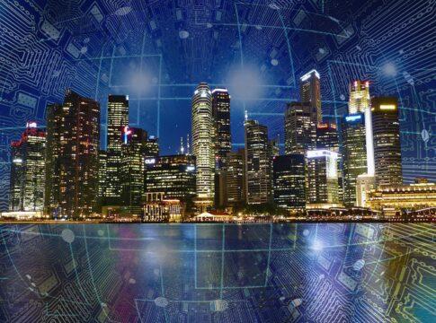 La teoria del bicchiere d'acqua: BIM, IoT e blockchain