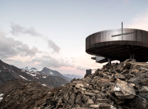 In Italia una piattaforma panoramica a 3.251 metri
