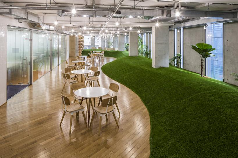 Design ufficio sostenibile