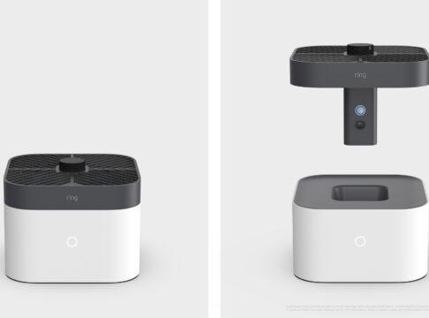 Da Amazon un drone autonomo per la sicurezza della casa