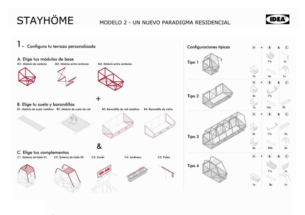 Balconi prefabbricati, ispirazioni utili in tempo di pandemia