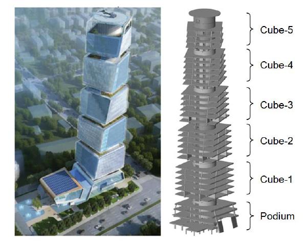 Una torre futuristica per Baku: MOT tower