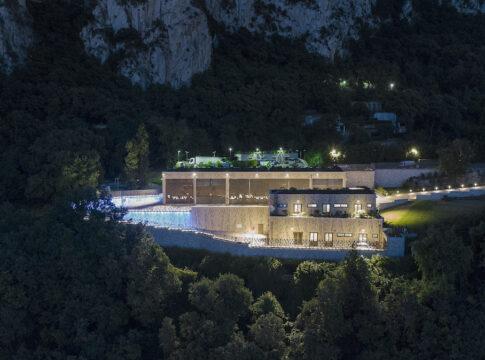 Capri, inaugurata la stazione ecosostenibile per l'elettrodotto subacqueo