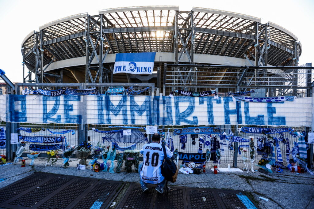 La storia dello stadio San Paolo, il futuro Maradona di Napoli