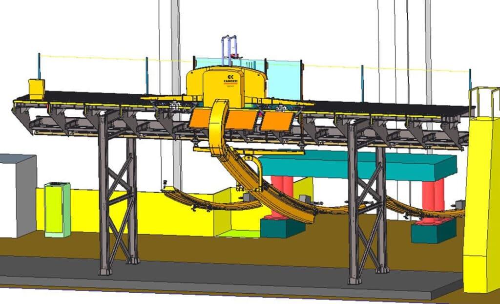 Robot ponte Morandi