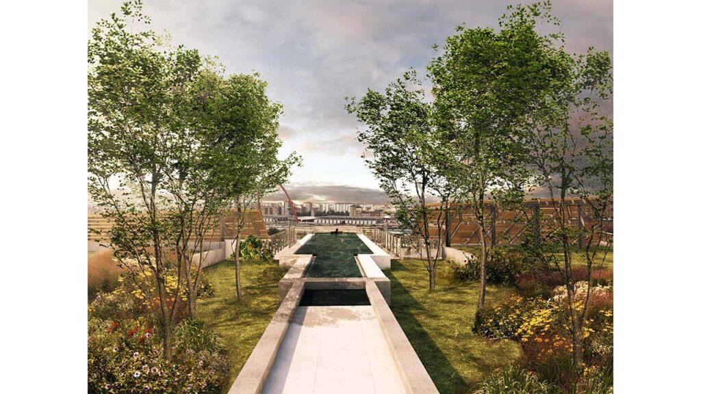 Un centro commerciale sostenibile, a Torino apre Green Pea