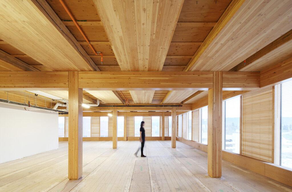 Costruire in legno dimezza le emissioni di CO2 dell'industria del cemento