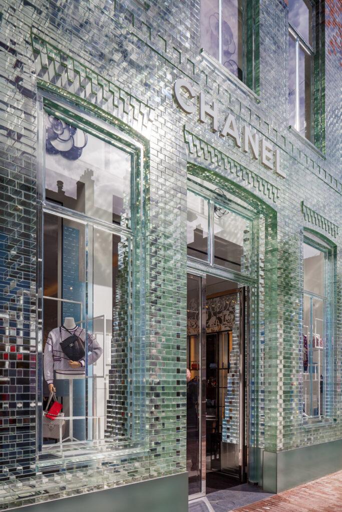 Crystal Houses, il gioiello olandese dalla facciata in vetro portante