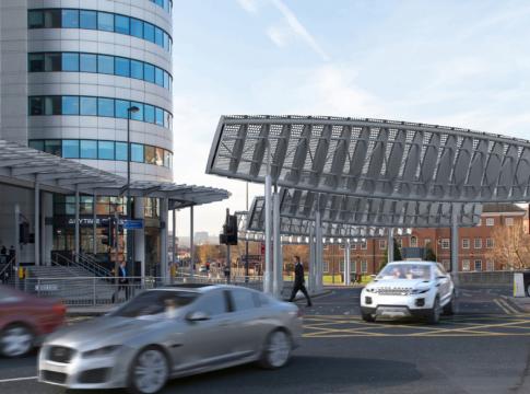 A Leeds dissipatori del vento per rimediare a un errore progettuale