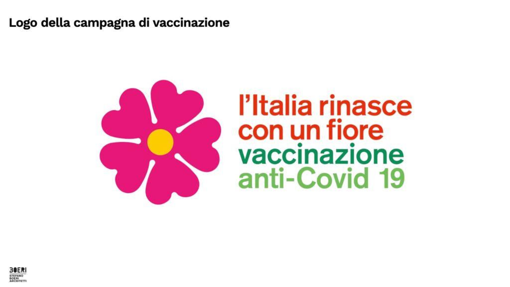Un fiore per la campagna di vaccinazione, il progetto di Stefano Boeri