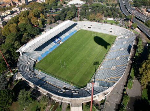 Roma stadio Piano