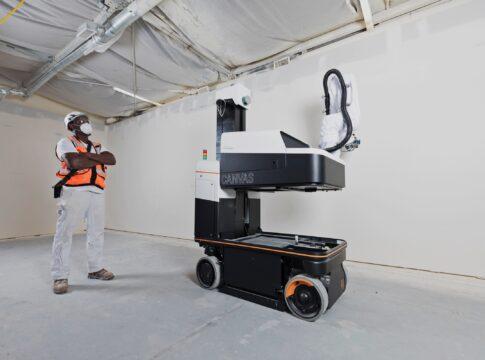 Negli Stati Uniti Il muratore diventa un robot. Ph. futuroprossimo.it