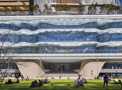 Fabbricazione digitale: l'esempio dell'UTS Central di Sydney