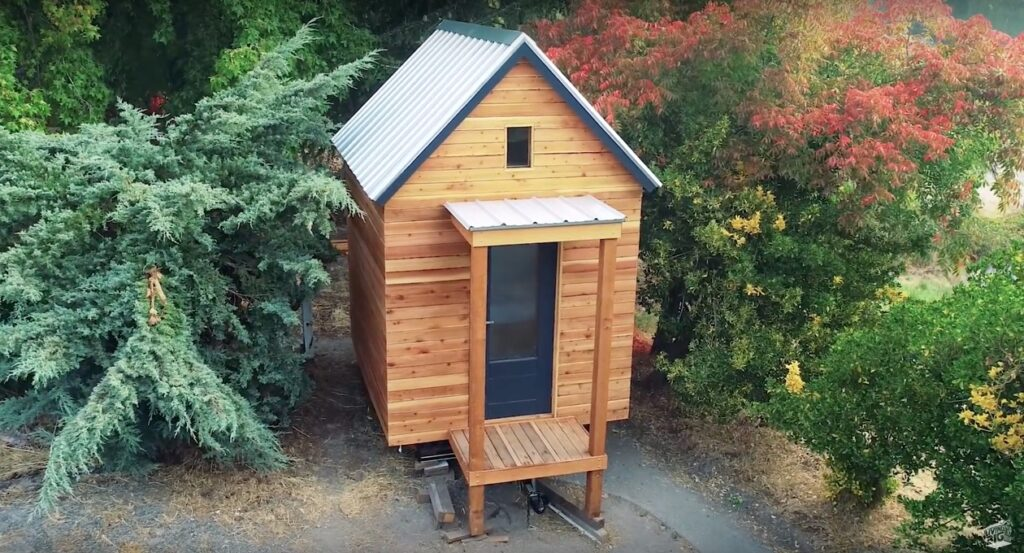 Tiny Houses: mini case complete di tutto
