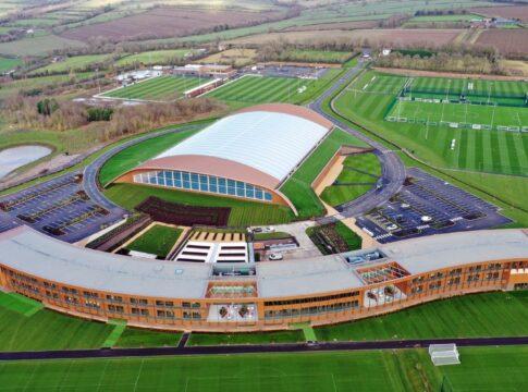 Leicester City: il nuovo spettacolare centro di allenamento