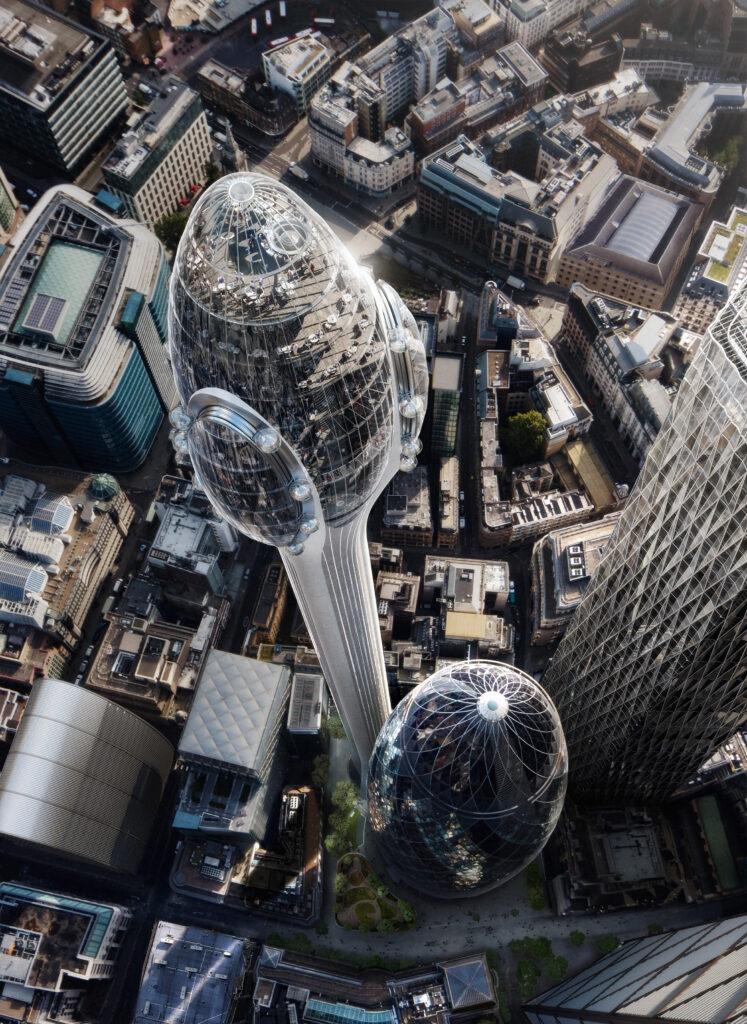 Il tulipano della discordia, un grattacielo ambizioso e discusso a Londra