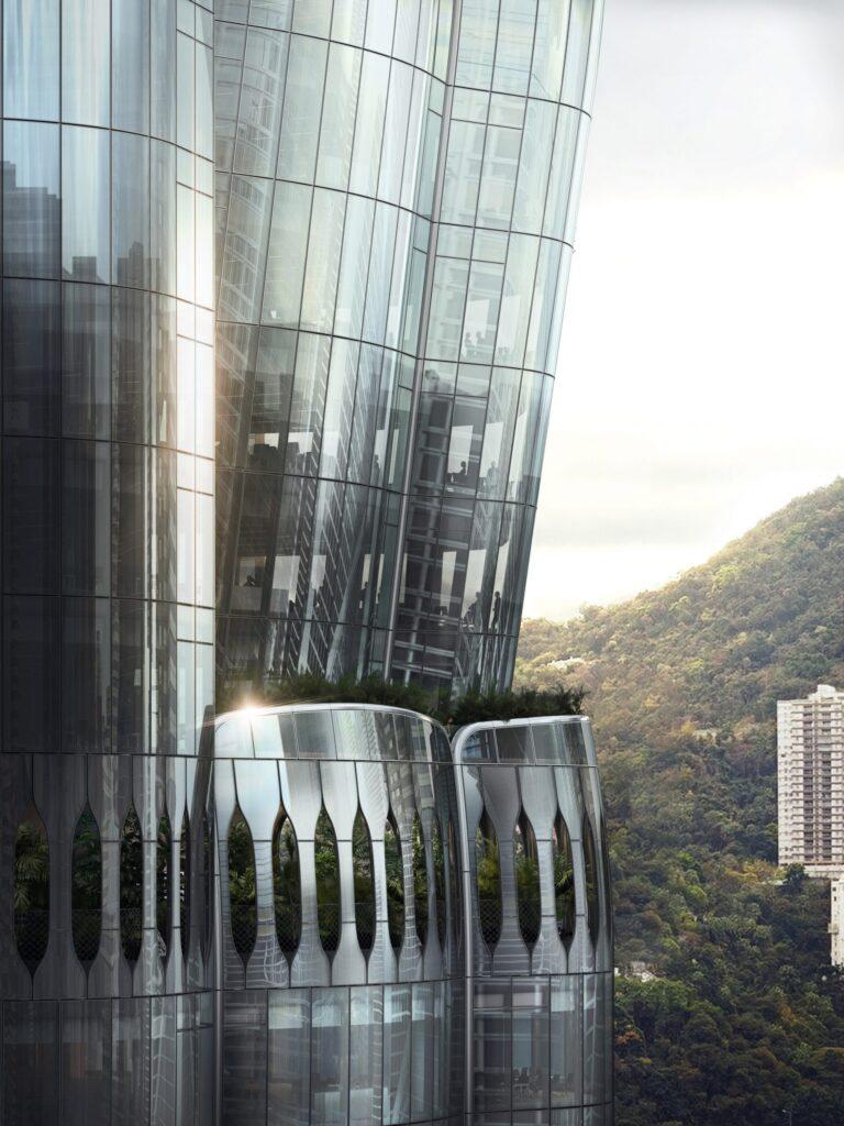 Zaha Hadid Architects realizza il grattacielo sul sito più costoso del mondo