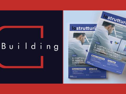 BuildingCuE e Lo Strutturista in collaborazione per il 2021