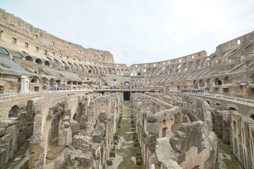 Colosseo, una copertura retrattile per creare una nuova arena