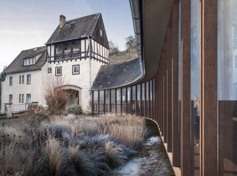 La casa dell'architetto nazista diventa accademia di design
