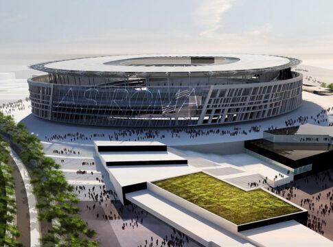 La Roma rinuncia alla realizzazione del nuovo stadio. Ph. calcioefinanza.it