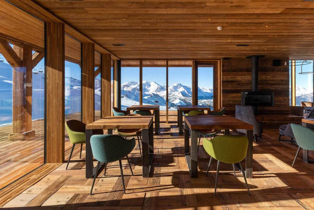 Rifugio La Marmotta: progetto BIM in alta quota