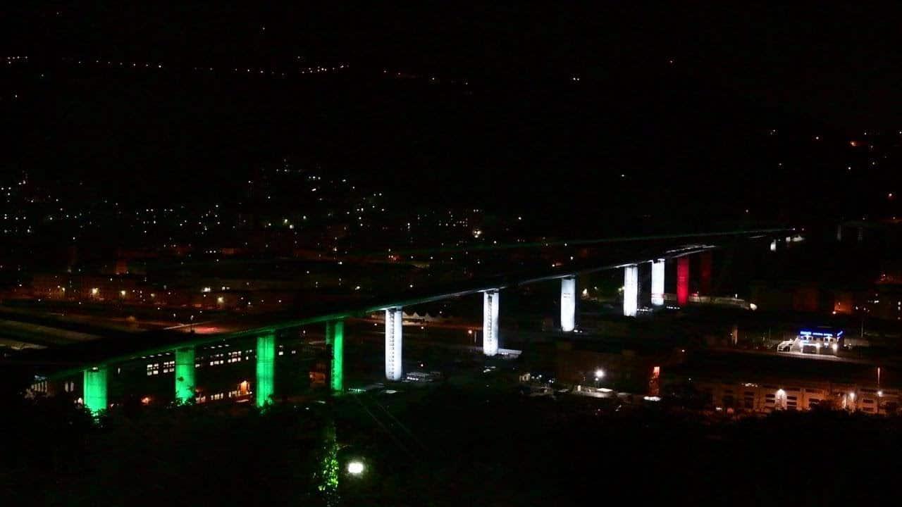 Ponte Morandi Piano