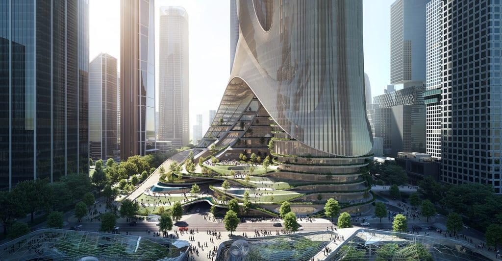 Tower C, la nuova torre firmata Zahah Hadid Architects