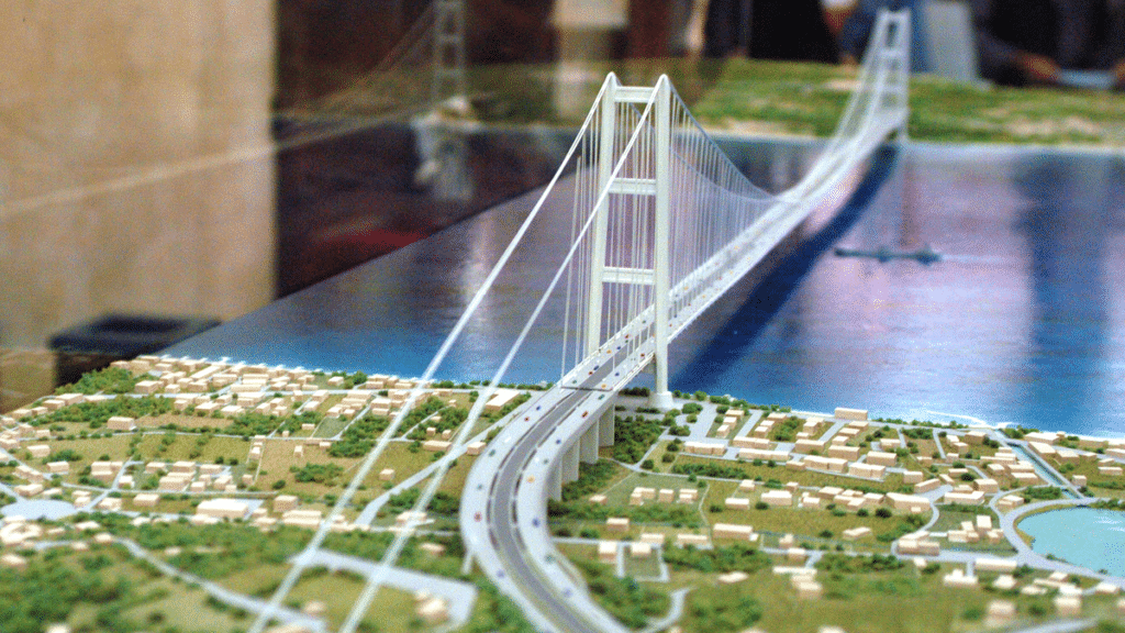 Musumeci e WeBuild, avanti col Ponte sullo Stretto anche senza lo Stato